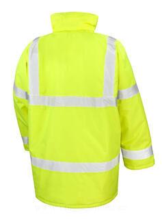 Core High Viz Motorway Coat 4. pilt