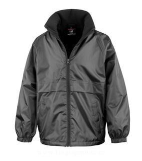 CORE Junior Microfleece Lined Jacket 2. pilt
