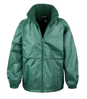 CORE Junior Microfleece Lined Jacket 8. pilt