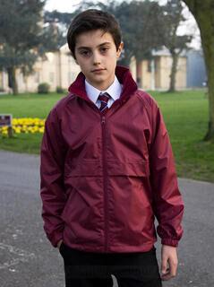 CORE Junior Microfleece Lined Jacket 6. pilt