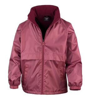 CORE Junior Microfleece Lined Jacket 7. pilt