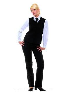 Basic Waistcoat Women 2. pilt