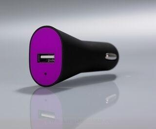 AUTOLAADIJA RUBBY, USB 1A 4. pilt