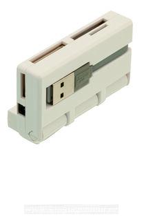 Kaardilugeja USB HUB Tisco