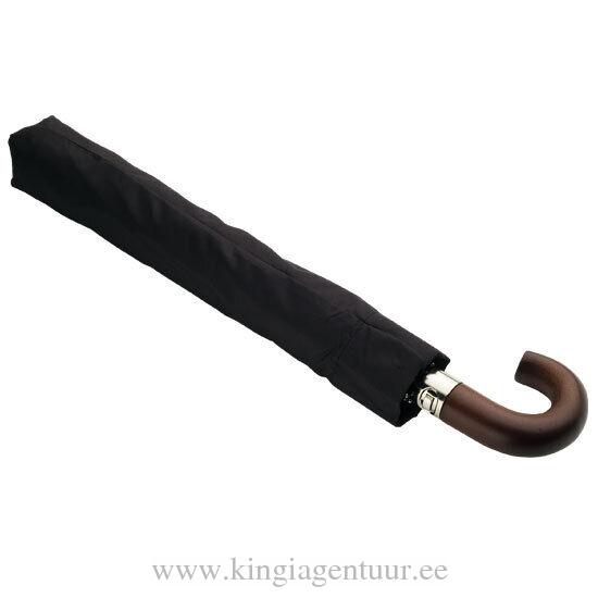 Firmakingitused Minimax Automatic Umbrella Wooden Crook Handle